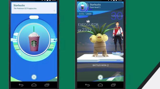 """<span class=""""entry-title-primary"""">[Actualizado] Pokémon GO lanza un evento con Starbucks</span> <span class=""""entry-subtitle"""">Pokémon y café, ¿les gusta la combinación?</span>"""