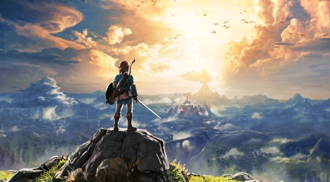 "<span class=""entry-title-primary"">Increíble Trailer en Español Latino de: The Legend of Zelda Breath of the Wild !</span> <span class=""entry-subtitle"">Y con muy buenos actores, además.</span>"