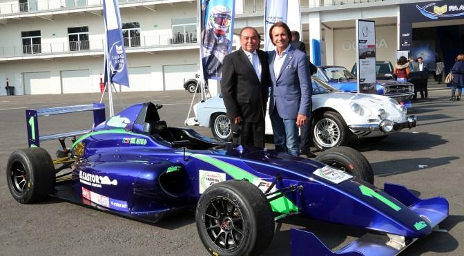 Emerson Fittipaldi confirma su asistencia al FIA Fórmula 4 NACAM Gran Premio de Yucatán