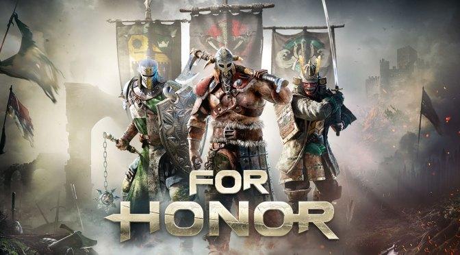 """<span class=""""entry-title-primary"""">¡Ubisoft confirmó la Beta Abierta de For Honor!</span> <span class=""""entry-subtitle"""">La última fase de pruebas inicia en Febrero.</span>"""