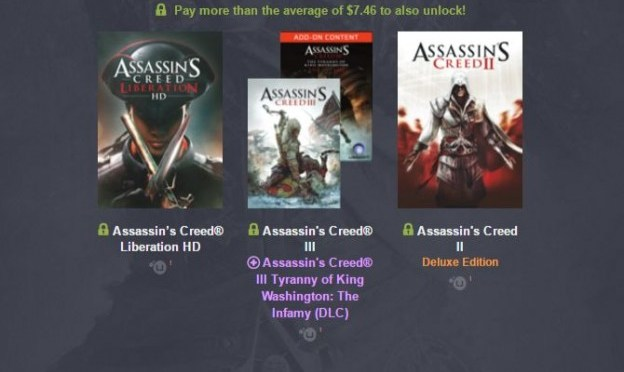 "<span class=""entry-title-primary"">¡Llega Humble Bundle de Assasin´s Creed!</span> <span class=""entry-subtitle"">¡Ubisoft se adelanta a los Reyes Magos!</span>"