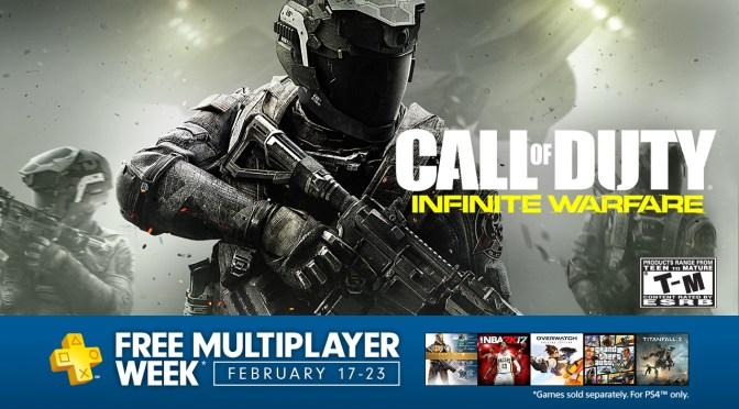"""<span class=""""entry-title-primary"""">¡Habrá multiplayer online gratuito en PlayStation durante una semana!</span> <span class=""""entry-subtitle"""">¡A jugar todo el día!</span>"""