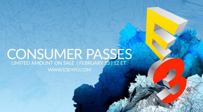 """<span class=""""entry-title-primary"""">¡E3 2017 será abierto al público!</span> <span class=""""entry-subtitle"""">La venta de boletos sera limitada e iniciara este mes.</span>"""