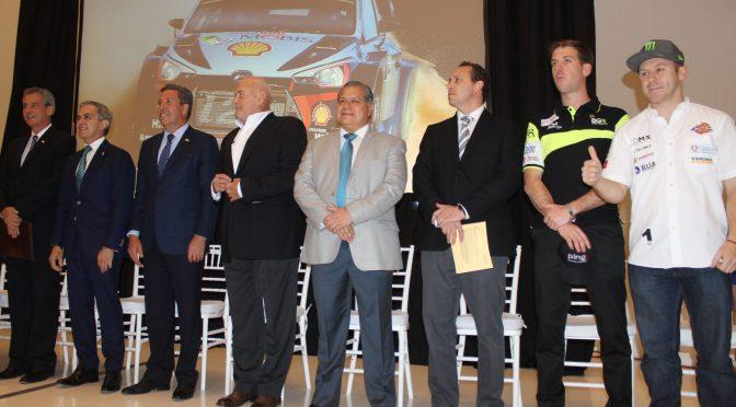 La CDMX albergará por primera vez en la historia, la arrancada del Rally Guanajuato México