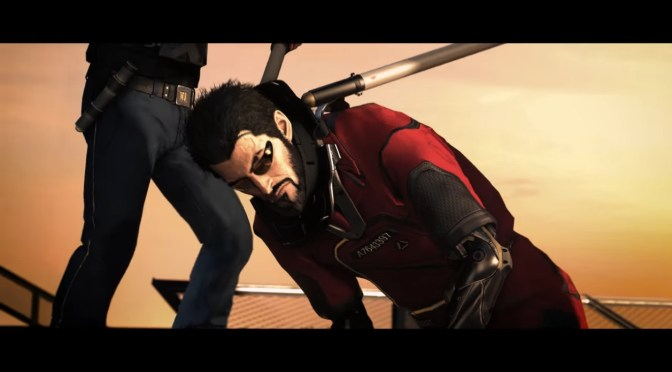 """<span class=""""entry-title-primary"""">Un pasado criminal en el nuevo DLC de Deus Ex: Mankind Divided</span> <span class=""""entry-subtitle"""">Una historia de infiltración y traición</span>"""