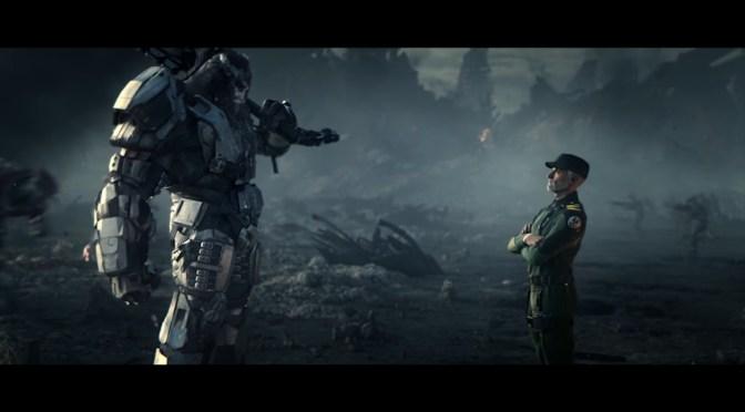 """<span class=""""entry-title-primary"""">Conoce a los personajes de Halo Wars 2</span> <span class=""""entry-subtitle"""">Atriox un Brute que te va a causar dolores de cabeza</span>"""