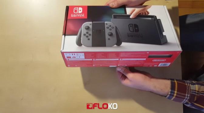 """<span class=""""entry-title-primary"""">El primer y nada emocionante unboxing del Nintendo Switch</span> <span class=""""entry-subtitle"""">Si quieren ver el contenido y forma de acomodo dentro de la caja se los compartimos</span>"""