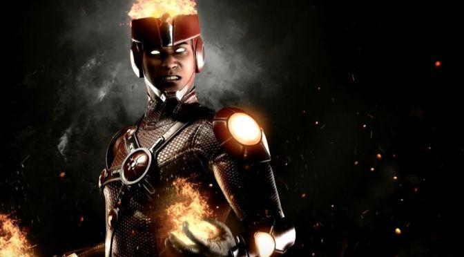 "<span class=""entry-title-primary"">Firestorm se une al roster de Injustice 2</span> <span class=""entry-subtitle"">¿Ya está tu favorit@ dentro del juego?</span>"