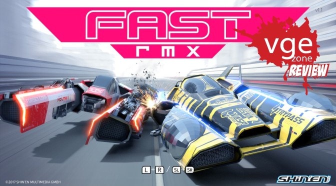 "<span class=""entry-title-primary"">[REVIEW] Fast RMX para Nintendo Switch.</span> <span class=""entry-subtitle"">Un juego de carreras futuristas en hiper velocidad.</span>"