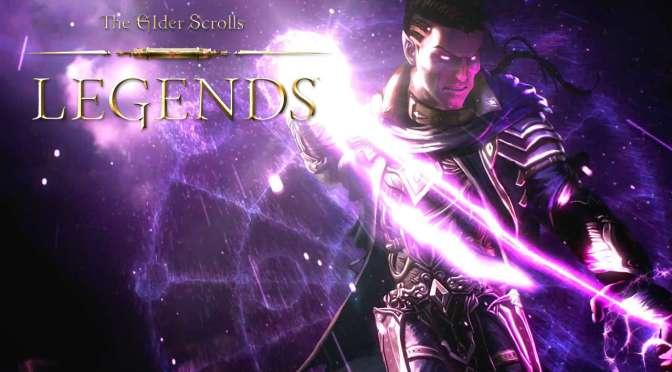 """<span class=""""entry-title-primary"""">¡The Elder Scrolls: Legends se lanza el dia de hoy en iPad!</span> <span class=""""entry-subtitle"""">El primer juego de estrategia basado en cartas de Elder Scrolls será gratis.</span>"""