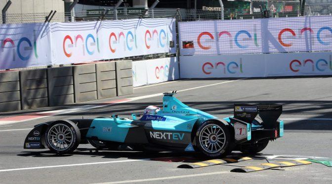 El equipo NextEV NIO con la mira de subir al podio en el ePrix de la Ciudad de México