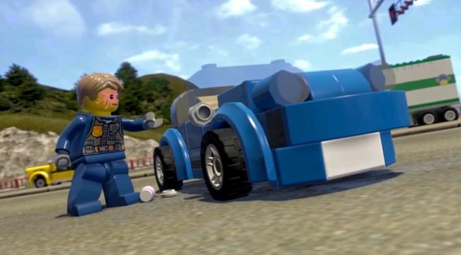 """<span class=""""entry-title-primary"""">Chase McCain está de vuelta en Lego City: Undercover</span> <span class=""""entry-subtitle"""">Con un toque de humor LEGO</span>"""