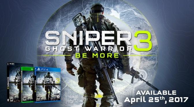 """<span class=""""entry-title-primary"""">Sniper: Ghost Warrior 3 se ha retrasado otra vez</span> <span class=""""entry-subtitle"""">Habrá que esperar otras 3 semanitas</span>"""