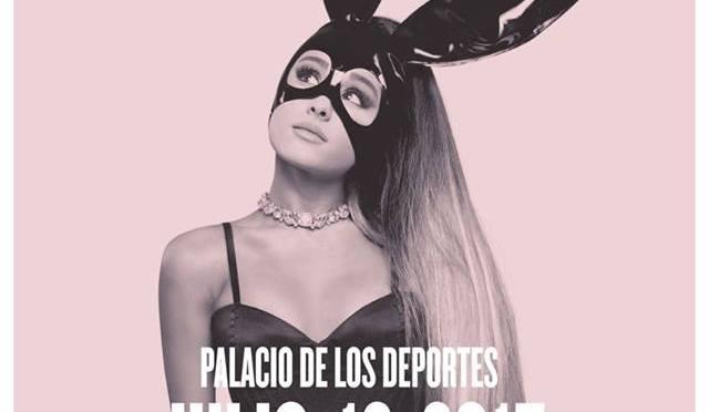 ¡Ariana Grande regresa a México!