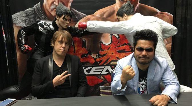 """<span class=""""entry-title-primary"""">""""¿A qué personaje invitado les gustaría ver en Tekken 7?"""" – Katsuhiro Harada</span> <span class=""""entry-subtitle"""">¡Corran a Twitter para dar sus opiniones!</span>"""