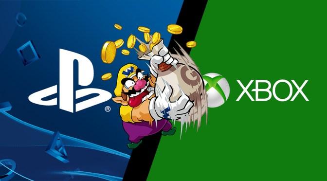 """<span class=""""entry-title-primary"""">Las gangas de este fin de semana en las tiendas digitales de PlayStation y Xbox!!</span> <span class=""""entry-subtitle"""">El dinero es dinero dinero, aprende algo dinero!!</span>"""