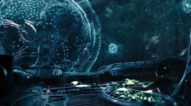 """<span class=""""entry-title-primary"""">Este prólogo de Alien: Covenant revela lo que pasó después de Prometheus</span> <span class=""""entry-subtitle"""">Con que eso pasó con Elizabeth y David</span>"""