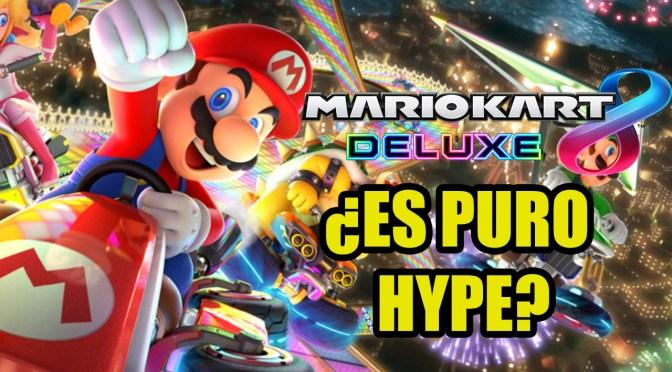 "<span class=""entry-title-primary"">3 vs 3 | Mario Kart 8 Deluxe</span> <span class=""entry-subtitle"">¿Vale la pena emocionarme o mejor paso?</span>"
