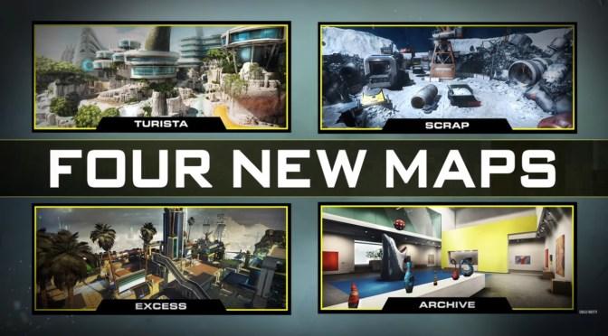 "<span class=""entry-title-primary"">Call of Duty: Infinite Warfare ya tiene su nuevo DLC Continuum</span> <span class=""entry-subtitle"">Con 4 mapas y más Zombies</span>"