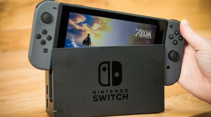 "<span class=""entry-title-primary"">Reporte fiscal de Nintendo revela que se vendieron 2.74 millones de Switch en marzo</span> <span class=""entry-subtitle"">Y ni hablemos de Breath of the Wild</span>"