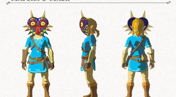 """<span class=""""entry-title-primary"""">Desde la máscara Majora hasta despertar a la Master Sword serán los contenidos del 1er DLC de Breath of the Wild</span> <span class=""""entry-subtitle"""">Y también está la máscara de Midna</span>"""