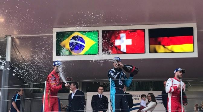 """<span class=""""entry-title-primary"""">Sebastien Buemi regresa a la senda de la victoria en el Monaco ePrix</span> <span class=""""entry-subtitle"""">Di Grassi se mantiene segundo en el campeonato, Guti termina octavo</span>"""