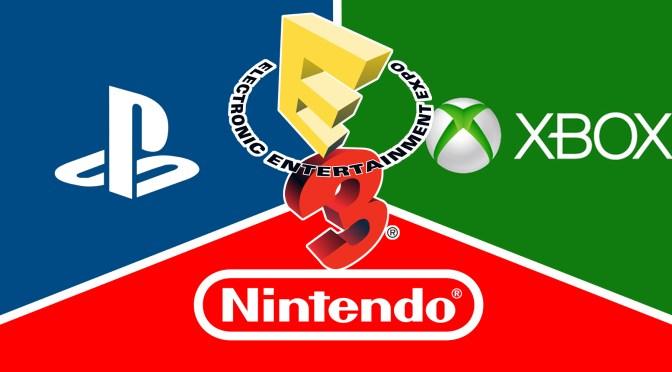 """<span class=""""entry-title-primary"""">E3 2017: Lo que los 3 grandes necesitan mostrarnos</span> <span class=""""entry-subtitle"""">¡y es también lo que queremos ver!</span>"""