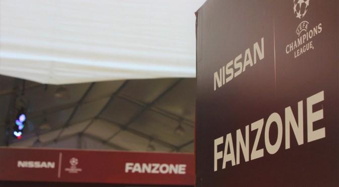 """<span class=""""entry-title-primary"""">""""Nissan Fanzone"""" una experiencia única para los amantes de la Liga de Campeones de la UEFA</span> <span class=""""entry-subtitle"""">Podrás ganar un viaje redondo para asistir a la final de la Liga de Campeones de la UEFA en Cardiff</span>"""