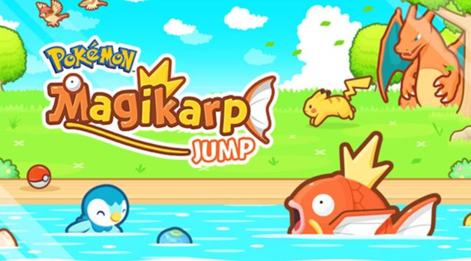 "<span class=""entry-title-primary"">Corran a descargar Magikarp Jump y críen a sus Magikarps</span> <span class=""entry-subtitle"">¡Salta pequeño Magikarp, salta!</span>"
