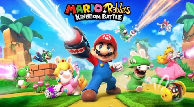 """<span class=""""entry-title-primary"""">Se filtra posible imagen Y DETALLES de Mario + Rabbids Kingdom Battle</span> <span class=""""entry-subtitle"""">Mamma...BWAAAAAAAAAAAAAAAH!!!??</span>"""