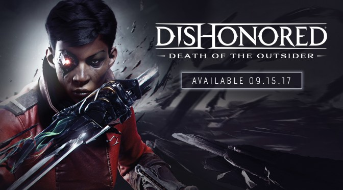 """<span class=""""entry-title-primary"""">[E3 2017] Anuncian Dishonored: Death of the Outsider</span> <span class=""""entry-subtitle"""">Una entrega independiente que promete mucho </span>"""