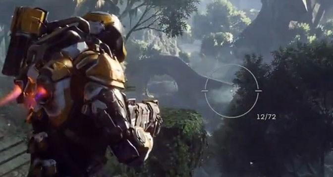 """<span class=""""entry-title-primary"""">[E3 2017] ¡Lo prometido es deuda! Checa el gameplay de Anthem</span> <span class=""""entry-subtitle"""">¡El mundo luce hermoso!</span>"""
