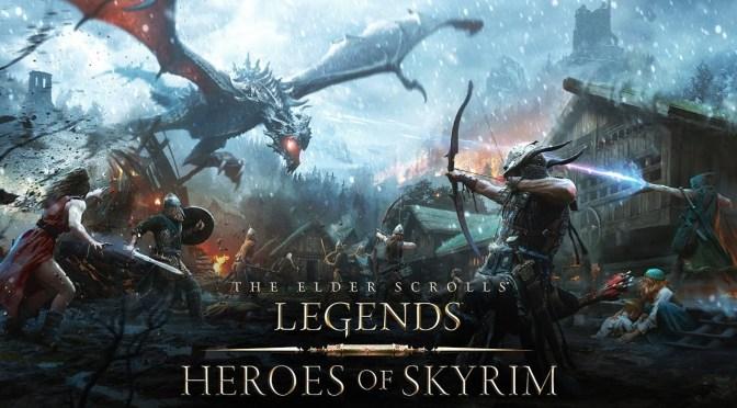 """<span class=""""entry-title-primary"""">[E3 2017] Una nueva actualización de Elder Scrolls Legends está en camino</span> <span class=""""entry-subtitle"""">Más cartitas para nuestra colección</span>"""