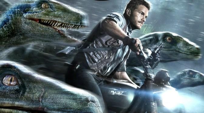 """<span class=""""entry-title-primary"""">El primer poster y título oficial de Jurassic World 2 ha sido revelado</span> <span class=""""entry-subtitle"""">Hora de volver al mundo jurasico </span>"""
