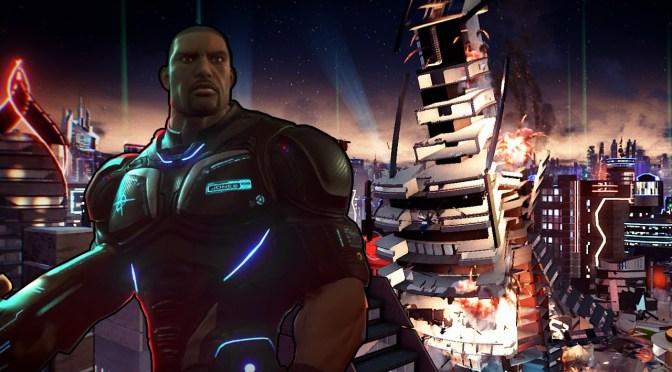 """<span class=""""entry-title-primary"""">[E3 2017] Explosiones, disparos y destrucción llegaran con Crackdown 3</span> <span class=""""entry-subtitle"""">Bloqueo, Bloqueo, Bloqueo!</span>"""