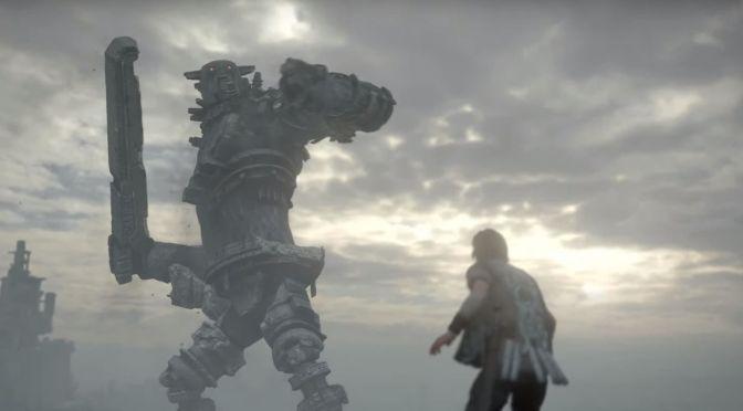 "<span class=""entry-title-primary"">[E3 2017] ¡Sucedió! Shadow of the Colossus regresará remasterizado a PS4</span> <span class=""entry-subtitle"">Una linda sorpresa por parte de Sony</span>"