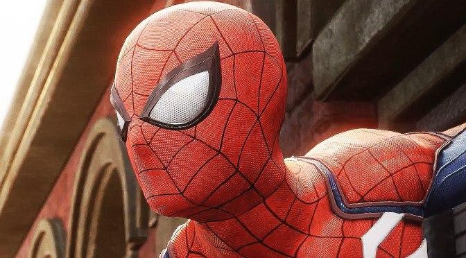 """<span class=""""entry-title-primary"""">[E3 2017] Y para cerrar, Sony nos regaló gameplay del nuevo juego de Spiderman</span> <span class=""""entry-subtitle"""">¡Vaya cierre!</span>"""