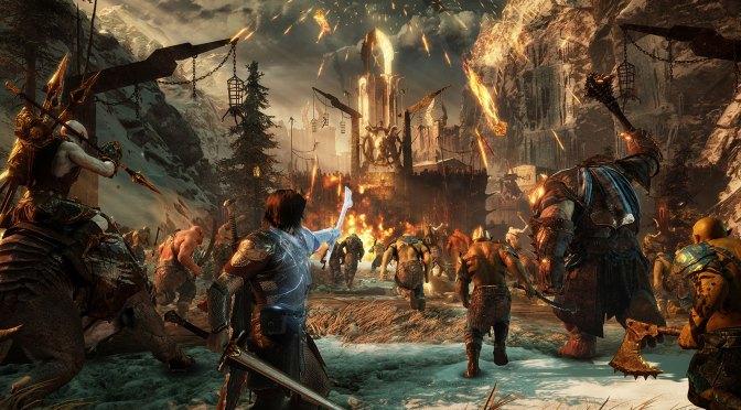 """<span class=""""entry-title-primary"""">[E3 2017] Middle Earth: Shadow of War se hace presente en la E3</span> <span class=""""entry-subtitle"""">La guerra por la tierra media apenas acaba de comenzar</span>"""