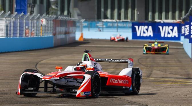 Felix Rosenqvist consigue su primer victoria en el Campeonato de la Fórmula E