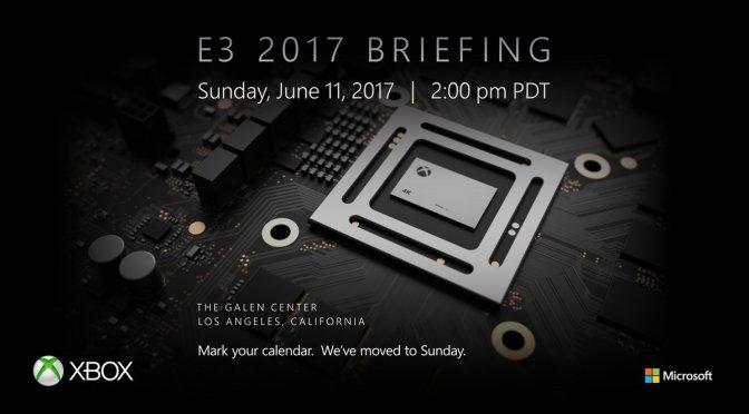"<span class=""entry-title-primary"">[E3 2017] Disfruta aquí la conferencia de Microsoft</span> <span class=""entry-subtitle"">Queremos ver juegos!!!</span>"
