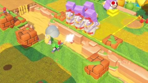 Review Mario + Rabbids 9