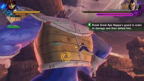 Review Dragon Ball Xenoverse 2 Switch 6