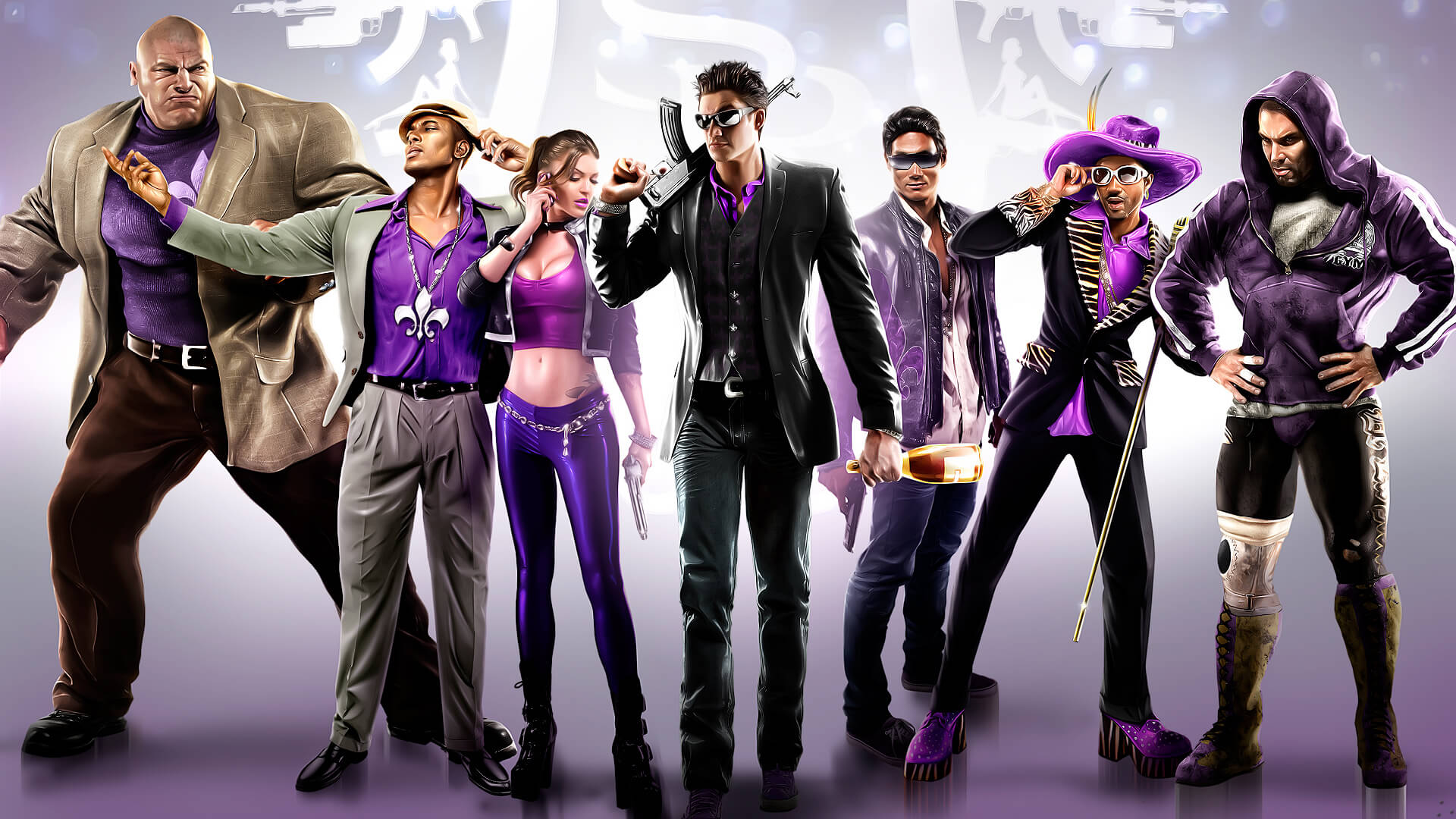 Image result for saint row