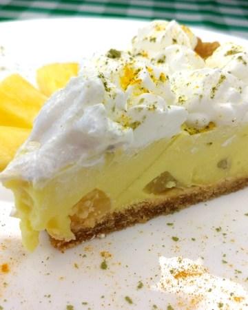 Pineapple Pie Vegan Gluten Free Recipe