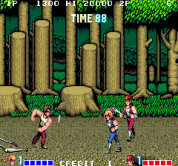 Double Dragon - Arcade - 4