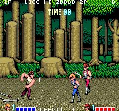 Double Dragon - Arcade - 4