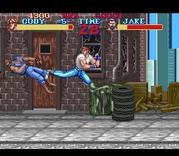 Final Fight - SNES - 4