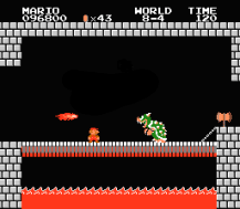 Super Mario Bros - NES