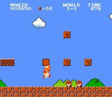 Super Mario Bros - NES