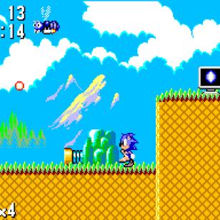 Sonic - Master System